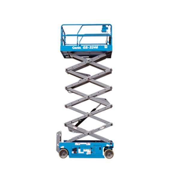 plataforma tijera Genie